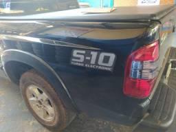 S-10 2007,Diesel ,4x2,Preta ,Cabine Dupla,R$ 42.000,00