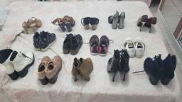 Leia o anúncio: Combo Sapatos femininos usados