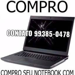 Negociamos notebooks com defeito