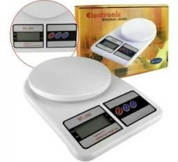 Balança Digital Cozinha 10Kg Alta Precisão Alimentos Fitness