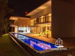Alto luxo casa 5 suítes 722 m ² de área construida alphaville salvador 1