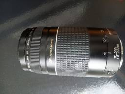 Lente Câmera Canon  ultrasonic 75/300 mm
