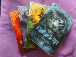 Coleção de livros A Maldição do Tigre