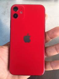 iPhone XR red novo