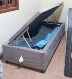Cama Baú da Sleep House(Só o Box)