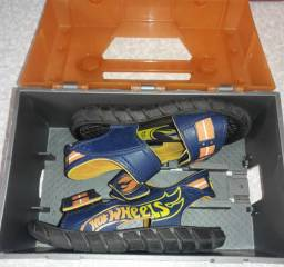Sandália Hot Wheels N29