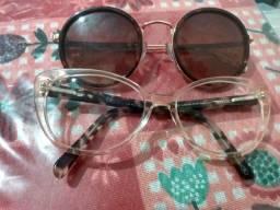 Vendo dois óculos