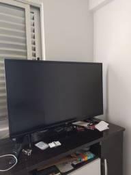 Oportunidade única televisão 43 polegadas LED Smart full HD por apenas r$ 1250
