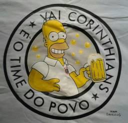 Camiseta Corinthians barata