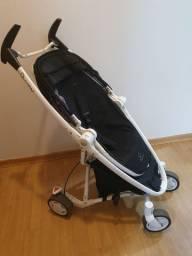 Carrinho de bebê quinny zap Xtra folding seat 4 rodas com adaptador bebê conforto