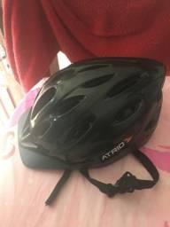 Vendo capacete pra ciclista atrio