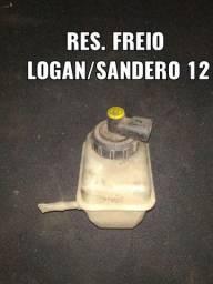 Reservatório de freio Logan/Sandero 12