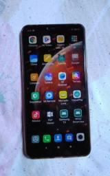Mi 8 lite troco(preferencia xiomiI)android 10 bateria 3350 mah trinco na traseira