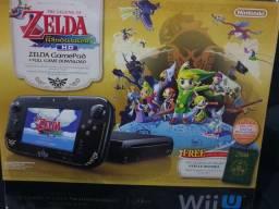 Nintendo Wii U Deluxe Edição Especial Zelda