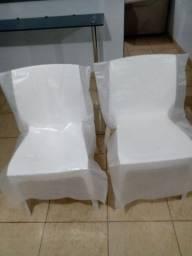 Cadeiras Tramontina novas.
