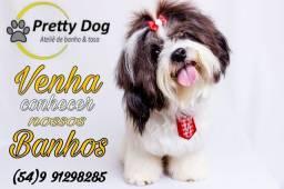 Pretty Dog - Ateliê de Banho e Tosa