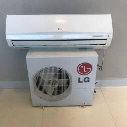 Ar condicionado Split LG 9.000 BTUs