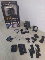 Camera Esportiva / Frete Grátis - (Chama no Chat)