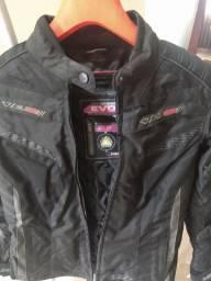 Jaqueta + calça X11 motocicleta