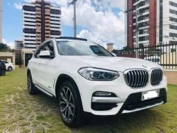 BMW X3 Xdrive 30i 2018 Único Dono