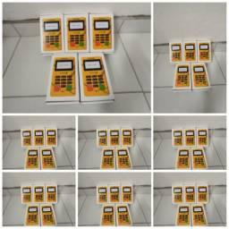 Máquinetas PagSeguro, minizinha, com chip, lacradas
