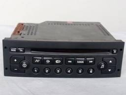 Radio Cd Original 206 207 307 E Citroen C3 Novo E Original