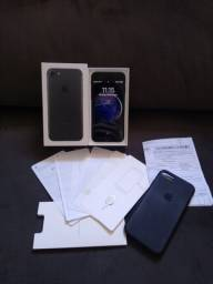 iPhone 7 preto 128 GB