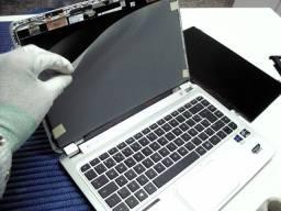 Tela para notebook (instalação grátis)
