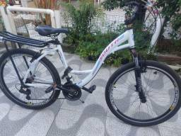 Bicicleta south curving feminina