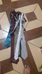 Lote de gravatas (11 unidades)