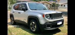 Jeep Renegade Sport 1.8 impecável automático