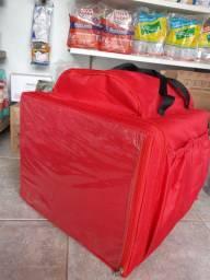 Mochila de delivery 42L com caix térmica