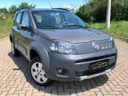 Fiat Uno Way Celebration 1.0 Flex - Completo - 63 mil km - Airbag e Abs - Raridade