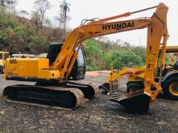 Escavadeira Hyundai R140LC-7A - 2011