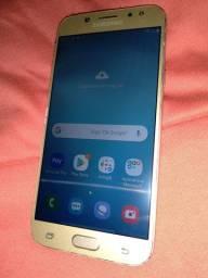 Vendo celular J5 pro ou troco por notebook