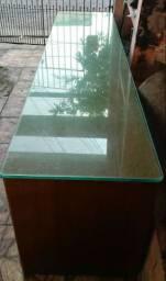 Mesa e balcão para loja