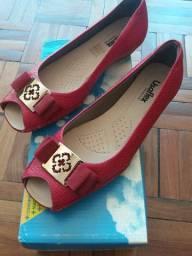 Sapato usaflex número 35