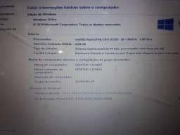 Notebook CCE vendo ou troco por celular