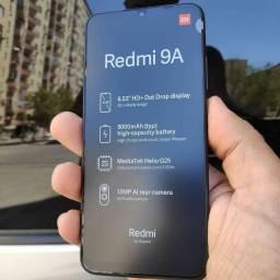 Xiaomi Redmi 9A 32GB/2GB Ram Loja Fisica Versão Global + Garantia