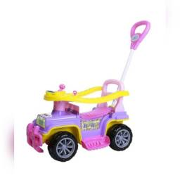 Carrinho de passeio modelo smart - jipe
