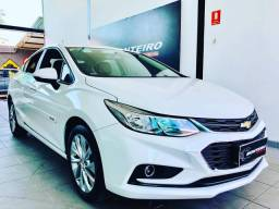 Cruze 1.4 Turbo 2018/2018 km baixo Impecável! - Financiamos!
