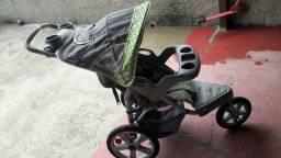 carrinho de bebê usado VENDO OU TROCO