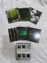Box Type o Negative Cd,s