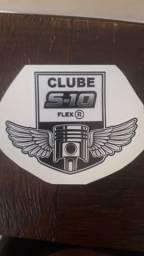Adesivo clube s10