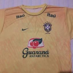 2 Camisas Brasil CBF em promoção !!!...