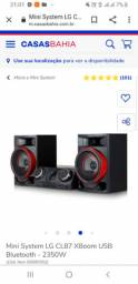 Mini system LG CL87 XBOOM USB Bluetooth- 2350W
