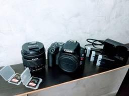 Canon SL2 - Digital SLR Eos Rebel SL2 (BK) 18-55F4STm BR