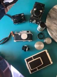 Cameras analogica - qualidade colecionador