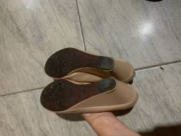 Sapato usando em ótima conservação