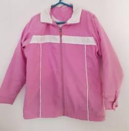 Jaqueta/casaco feminina rosa